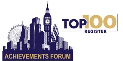 TOP 100 – Excelence in Quality and Management – 2020 - Achievements Forum
